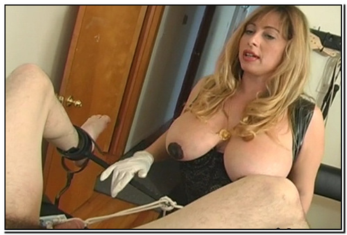 Submit To Mistress Cristian Female Domination