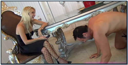 Shok Therapy Female Domination