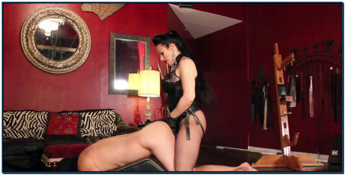 Strap-On Lovers Female Domination