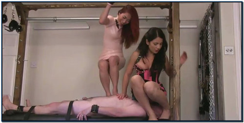 Extorting A Slaves Money With Mistress Maya Female Domination