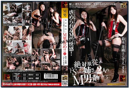 DSML-005 Absolute Obedience Asian Femdom