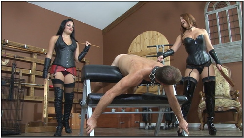 Caning Strapping Female Domination