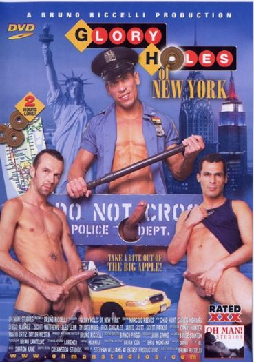 Glory Holes of New York Cover