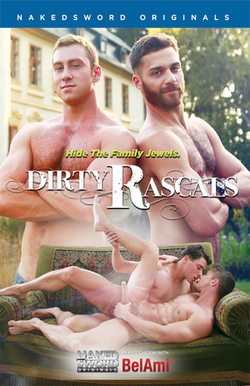 Dirty Rascals - Episode 1 - Trouble At The Chateau Cover