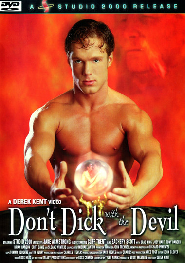 Dont Dick with the Devil Cover
