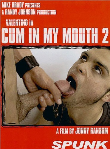 Cum in my Mouth 2 Cover