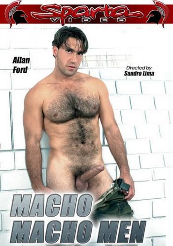 Macho Macho Man Cover
