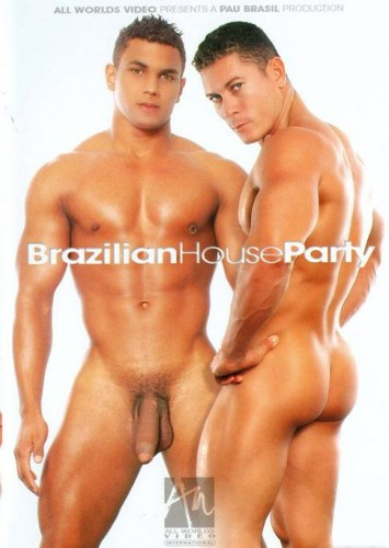 Brazilian House Party Cover