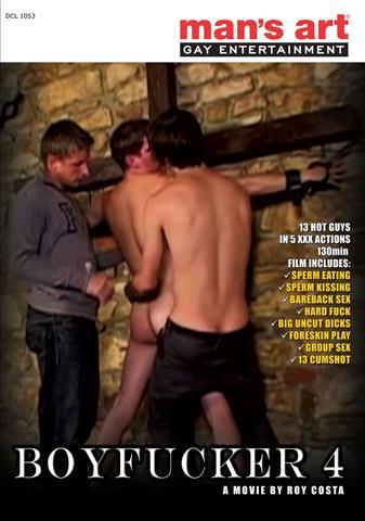 Boyfucker 4 (1080p) Cover