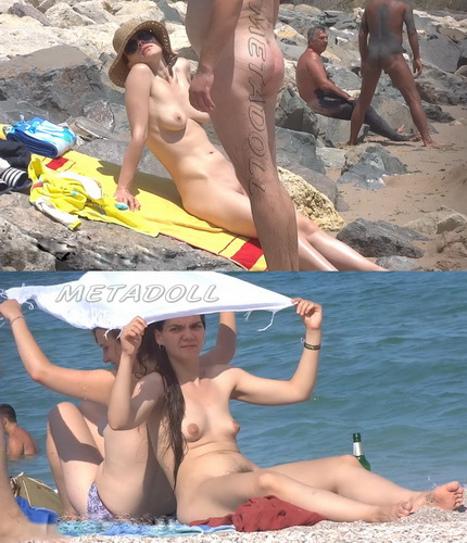 Extreme see thru bikini