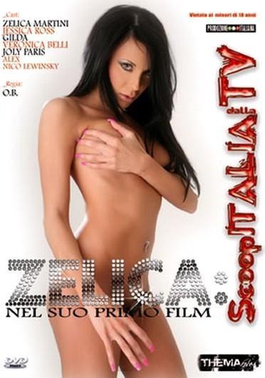 Zelica Nel Suo Primo Film Cover