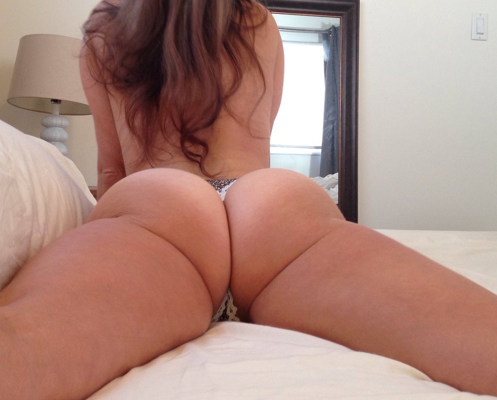 Teen with phat ass hot White
