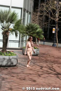 Leila nude san francisco