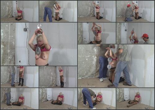 White male spanking bondage clip beyond sexy! Also
