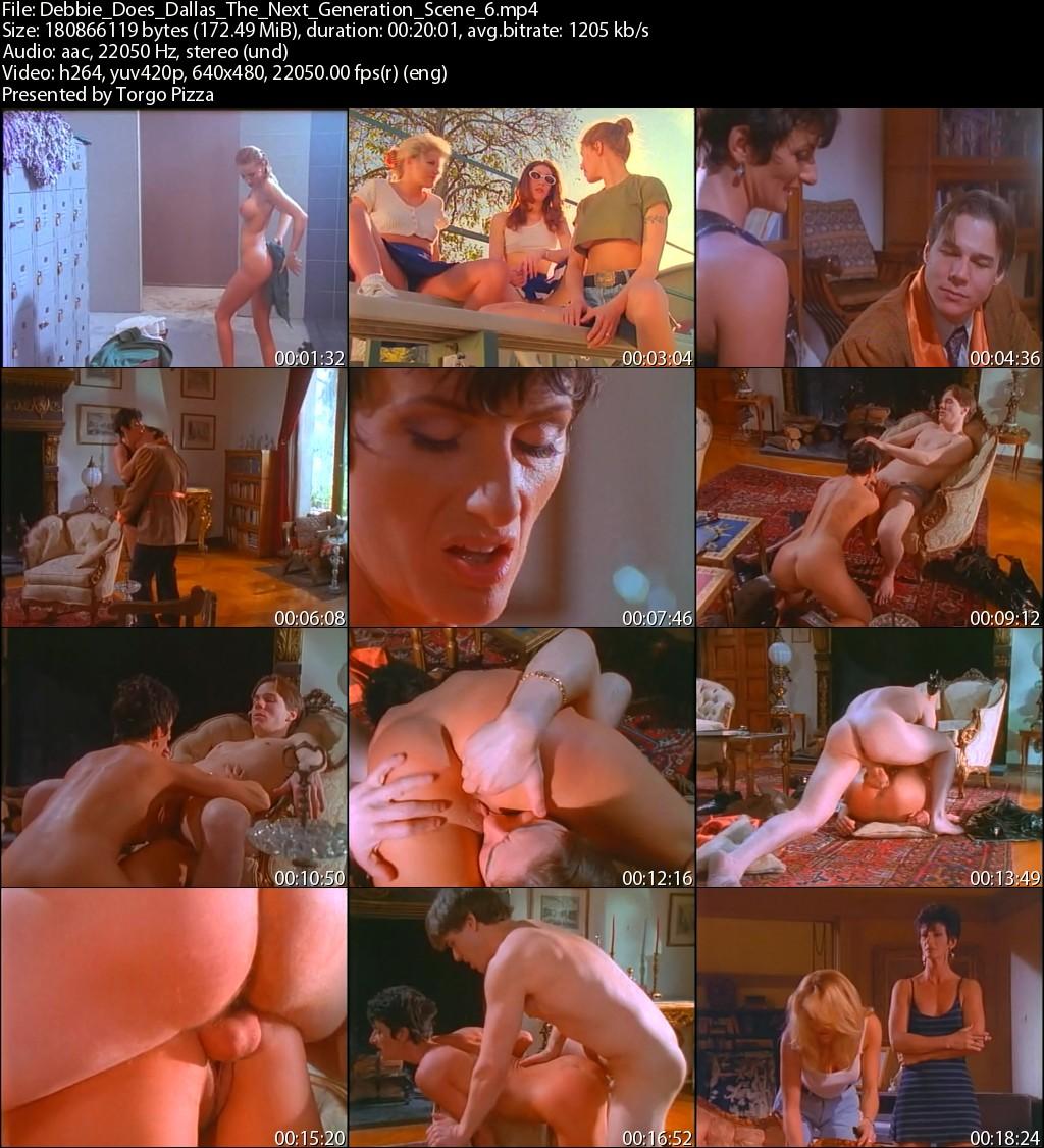 Порно фильм debbie does e all онлайн