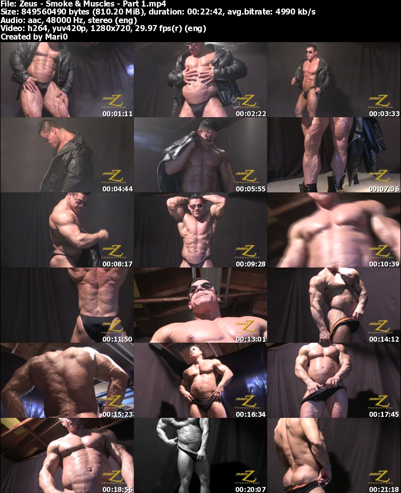 Zeus smoke amp muscles part 2