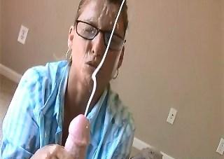 Bukkake videos starr Stacie
