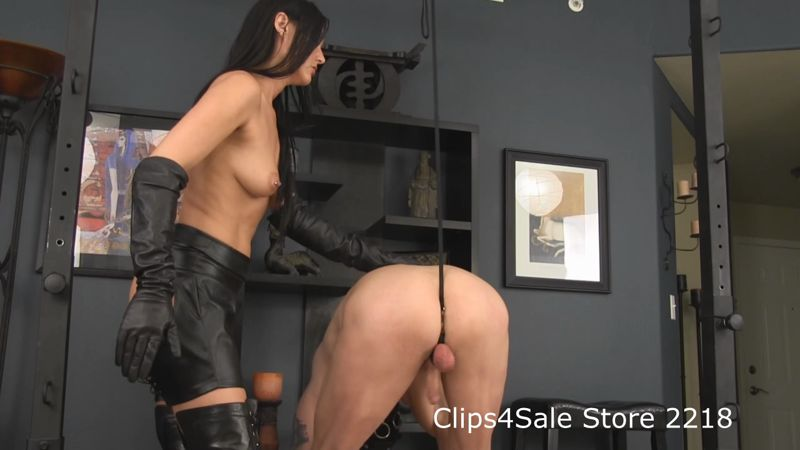Femdom spanking videos for sale