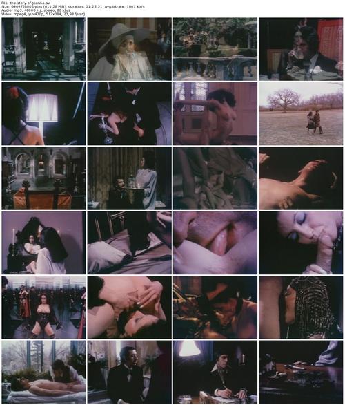 The story of joanna vintage movie f70 8