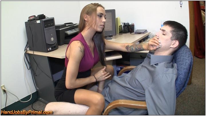 [handjobsbyprimal ]Sasha Foxxx-Primal's Handjobs [Mistress, Female Domination, Femdom Handjob, 720p]