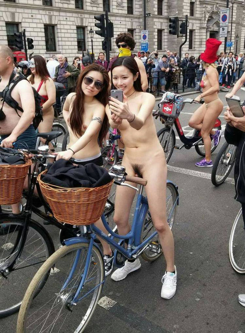 Asian nudes london