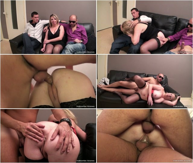 Indecentes-Voisines.com - French Amateur Porn - 10 Clips - 03.12.2014
