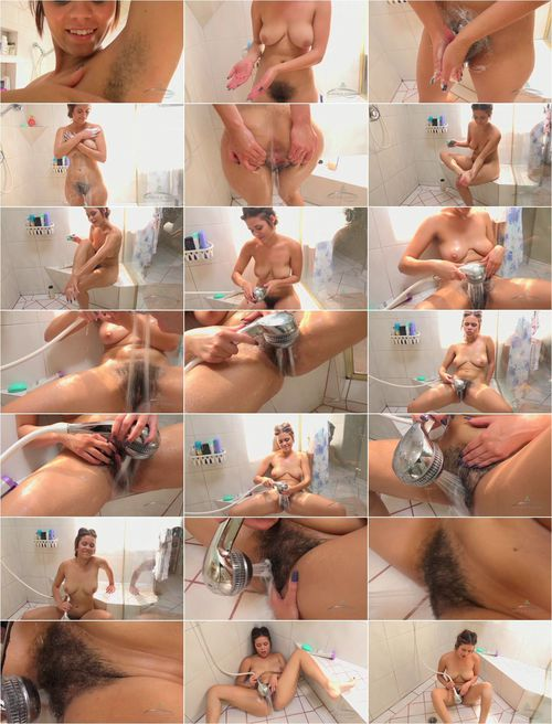 Blair Summers - Shower [FullHD] - ATKHairy