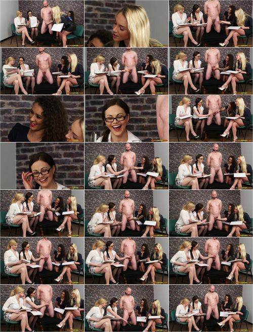 PureCFNM.com - Alexis Rose, Tasha Holz, Tina Kay, Victoria Summers - Ruined Orgasm [FullHD 1080p]