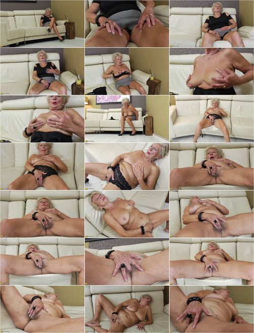Marina T. (67) - Mat-EU-Alex 60 [HD 720p] - Mature.nl