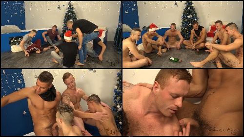 Xmas Wank Party 2014, Part 1 RAW (Dec 24, 2014)