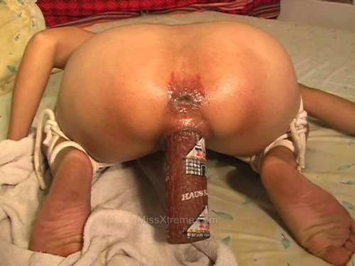 Anal extreme free insertion