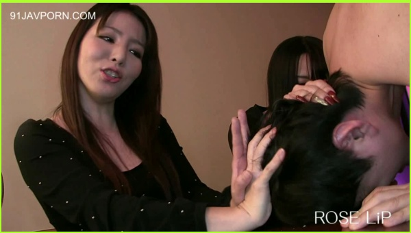 Femdom 1-Maki & Nana - Holy Water Of A Japanese Witches