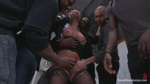 Katja Kassin Ass Drilled By Mark Wood