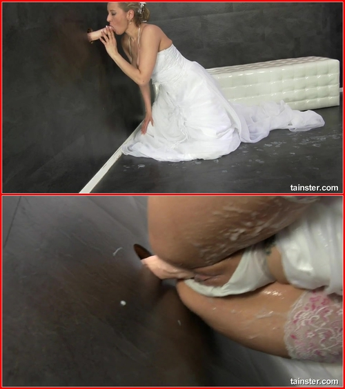 Wedding Cum Party – Messy, Wet and Messy, Masturbation, Pussy Insertion, Oral, Gloryhole, Bride, MILF, Blonde, Big Tits, Stockings, High Heels, Shaved Pussy