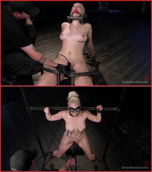 Jenna Ivory (BLONDE BRAT PUNISHMENT 31.07.15) 2015 BDSM, Bondage, Hardcore, Domination, Humiliation, Torture, Toys