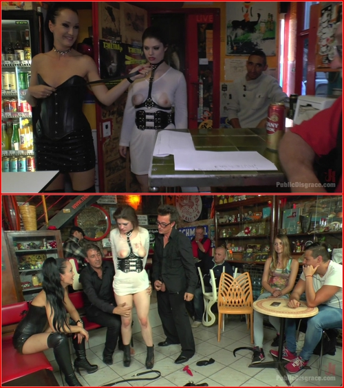 Fetish Liza And Lucia Love (Disgusting Piss Guzzling Slut Paraded Through Budapest 31-07-2015) BDSM, Public Sex, Anal, Double Penetration, Pissing, Humiliation, BJ, Hardcore, All Sex