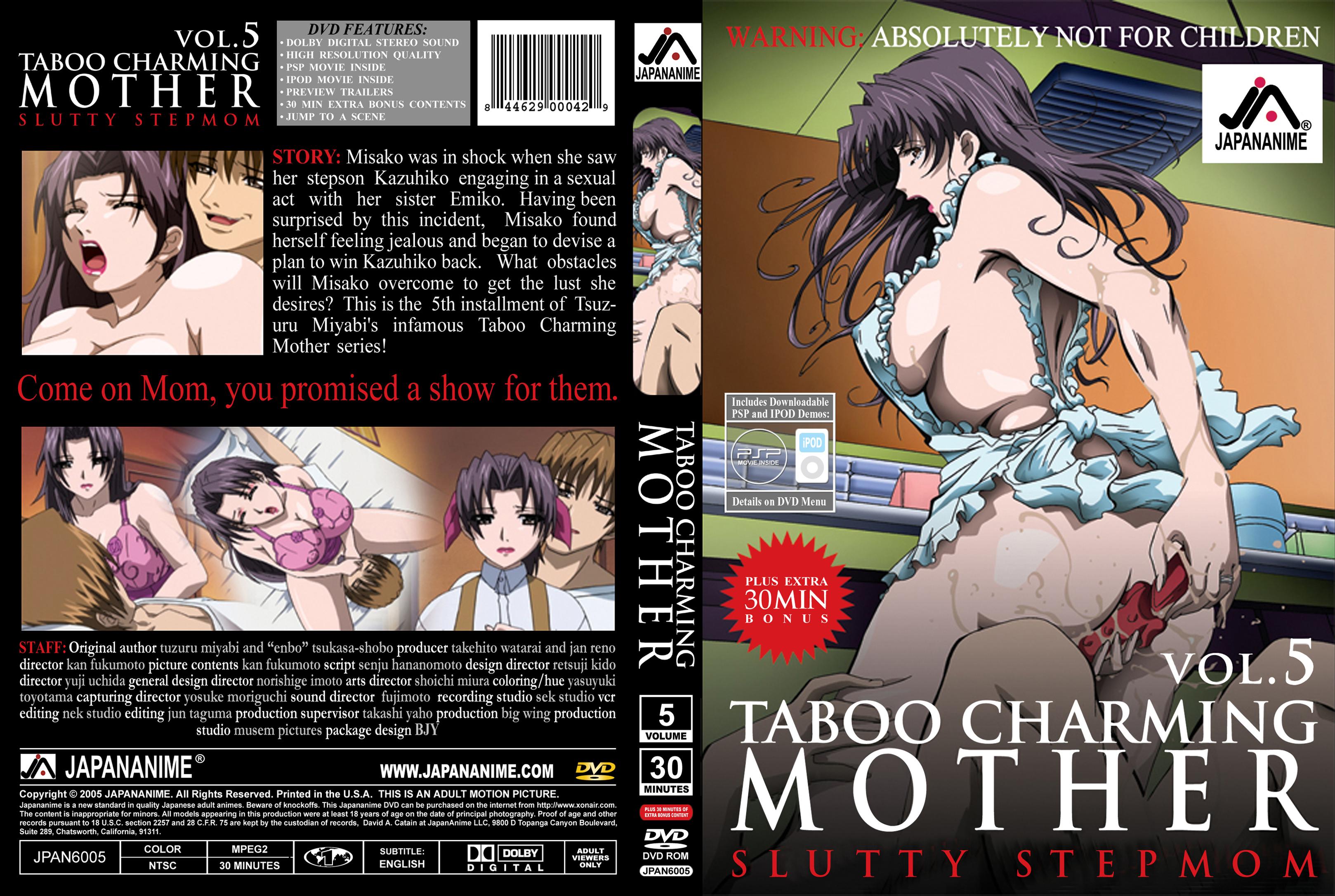 Hentai Comics Mom And Son