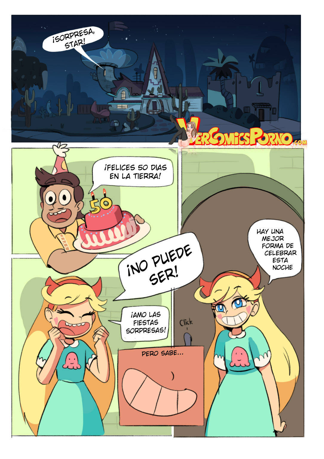 star butterfly porn comic