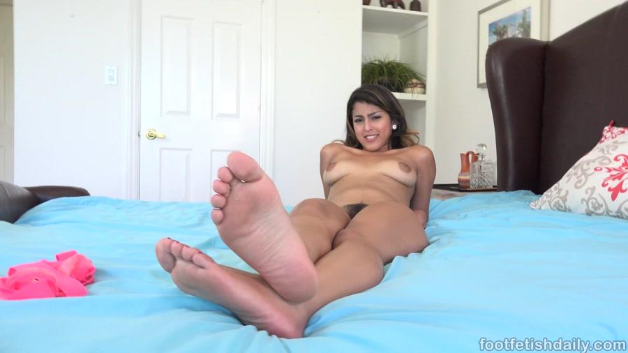 Allie haze foot fetish daily