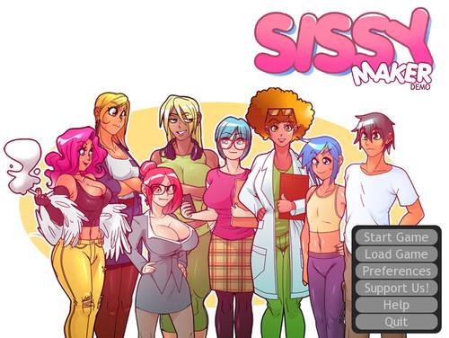 sissy adult games