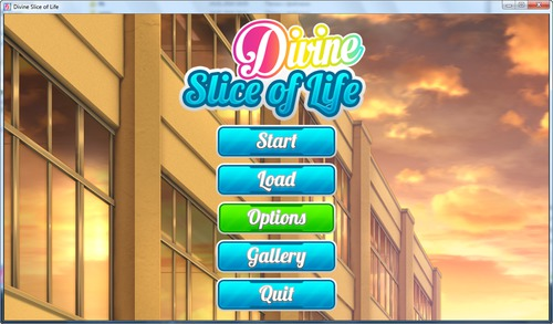 Manga Gamer - Divine Slice of Life English, Adult Version, Version 1.5 Uncen 2015