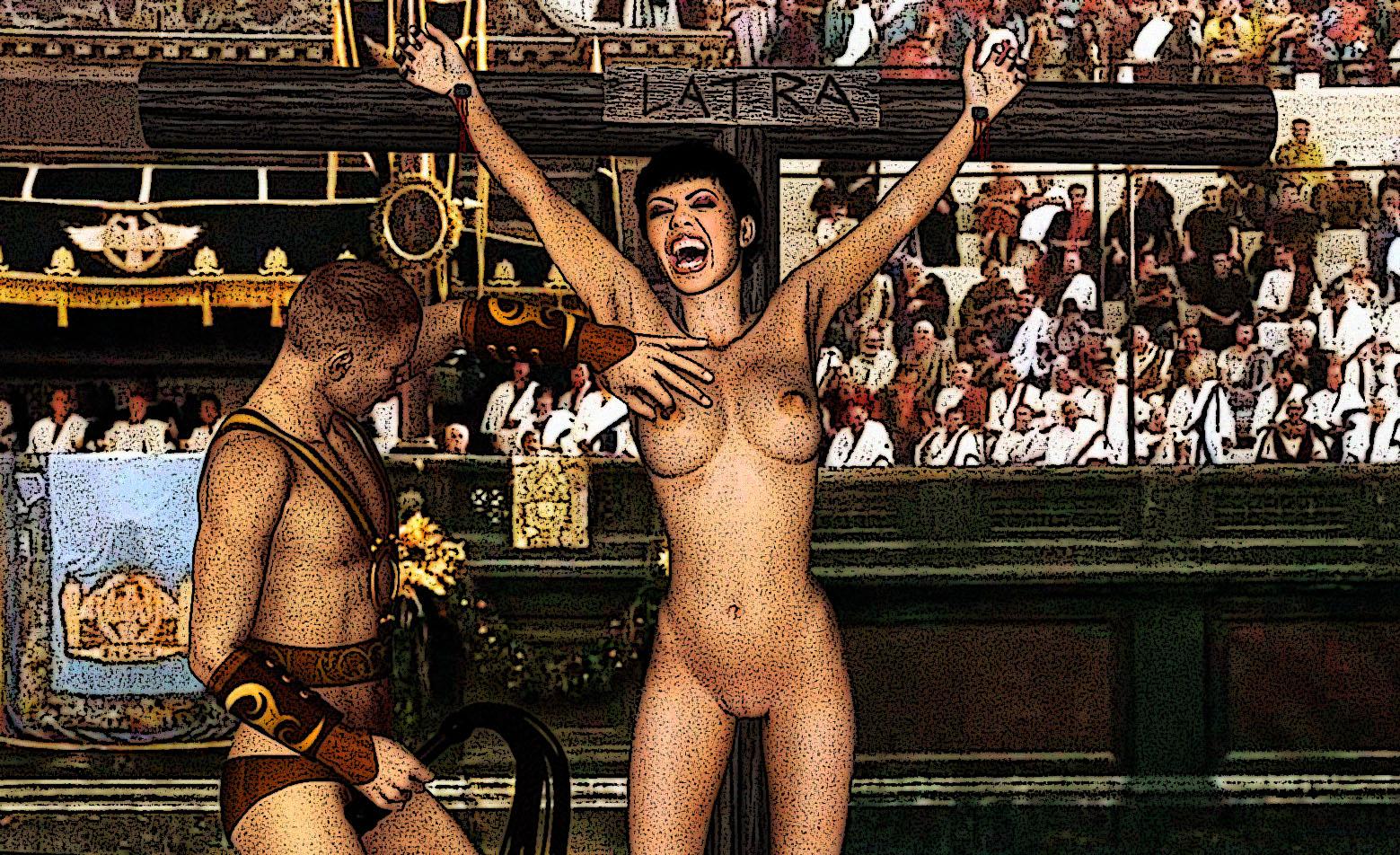 Spartacus gods of the arena