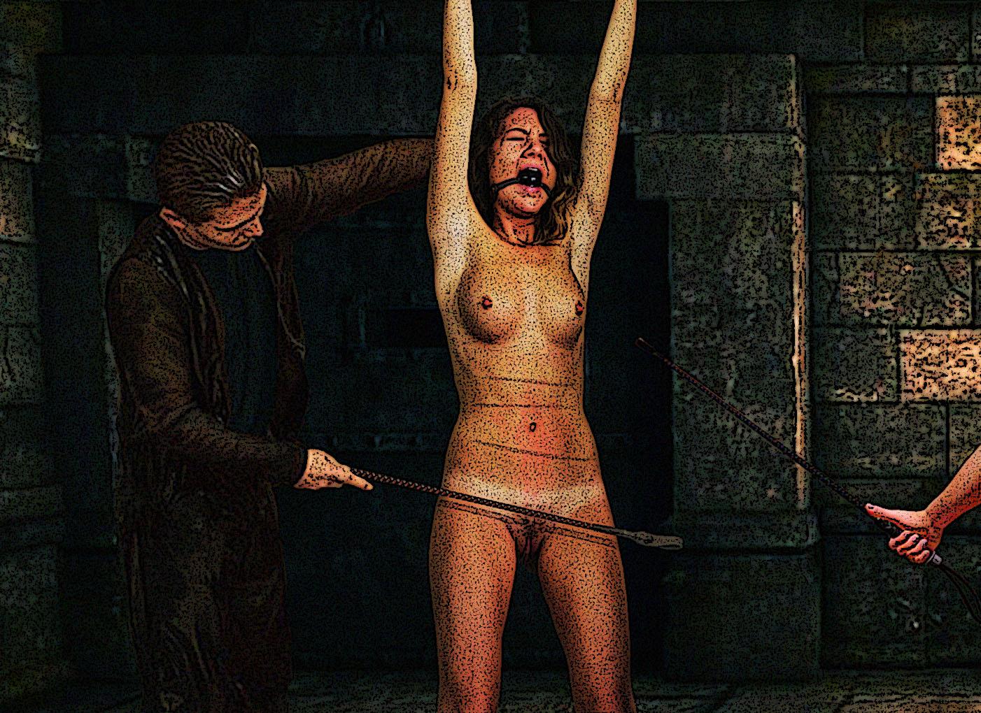 Medieval torture devices part