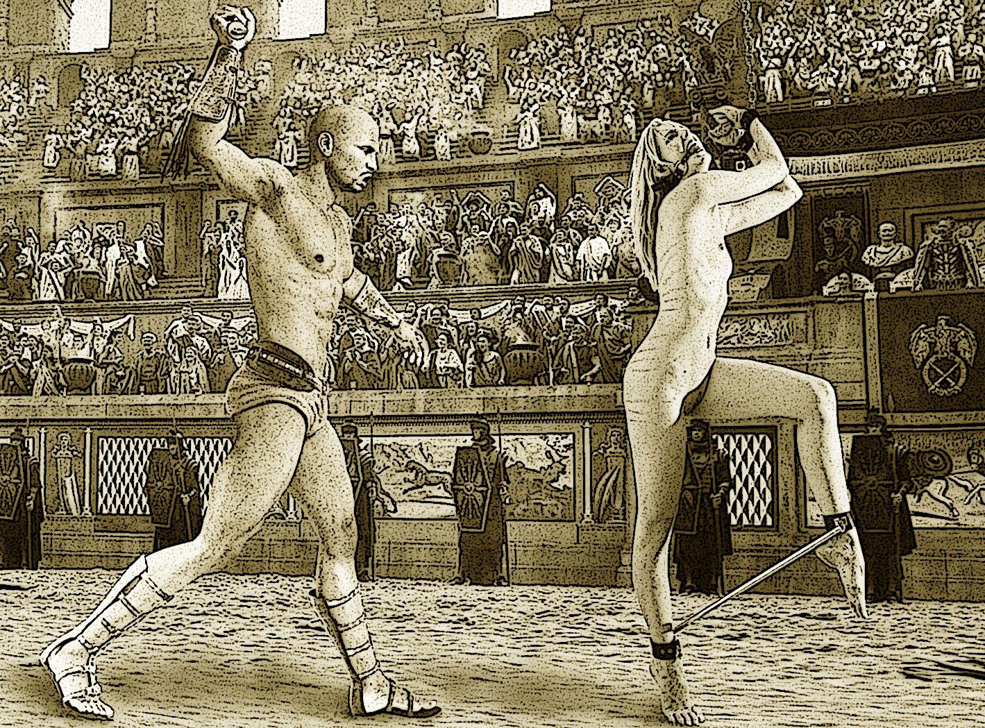 Roman bdsm executions xxx images