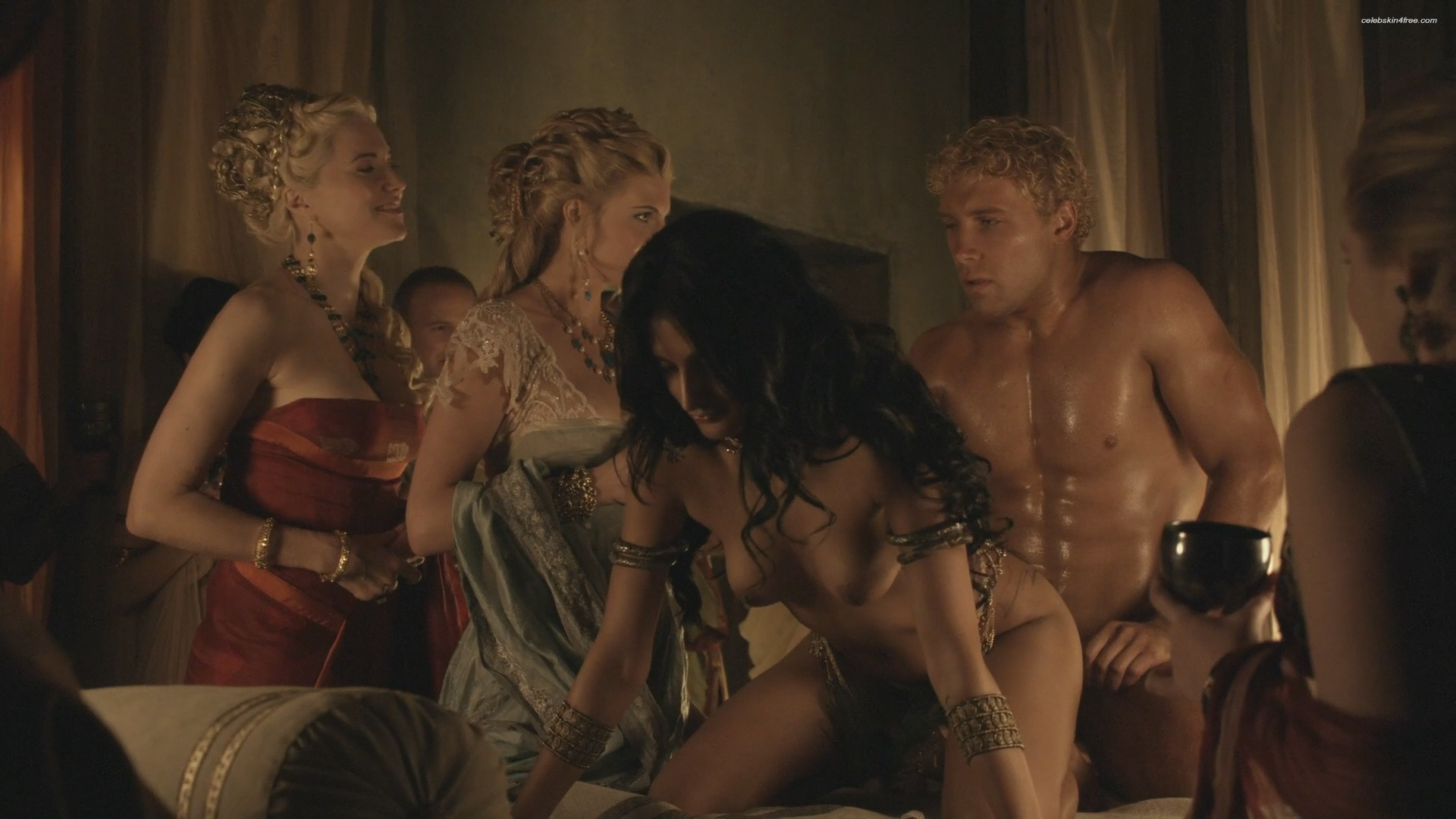 Ancient roman sex orgy gay