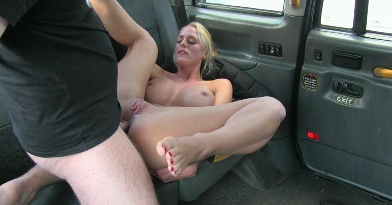 Fake taxi driver pics