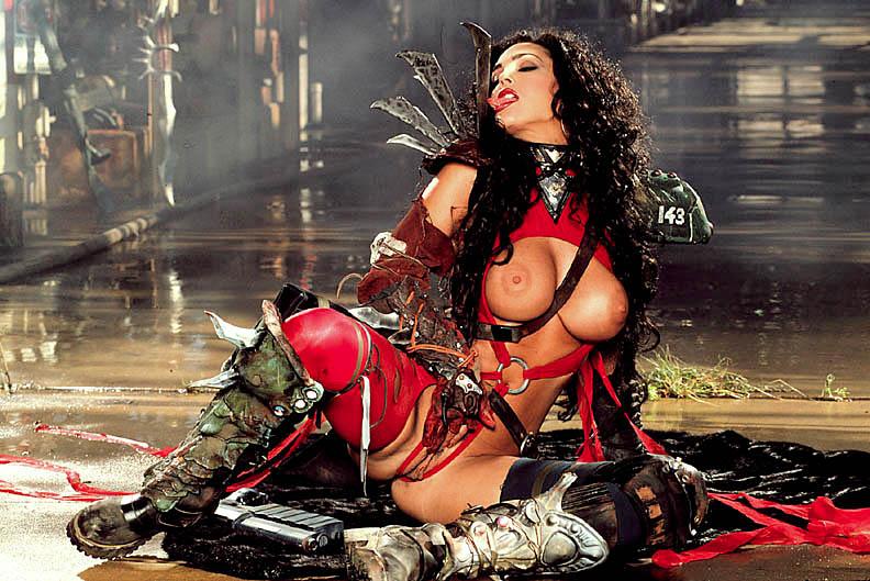 Heavy Metal Girl Porn Naked Image
