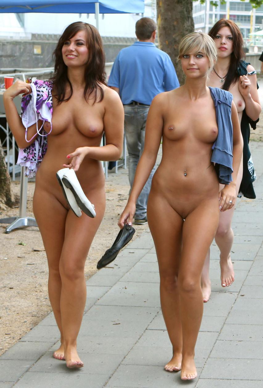 Naked Crossfit Girls Nude
