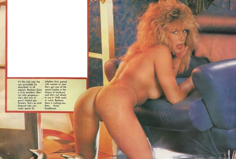 Barbara dare porn star