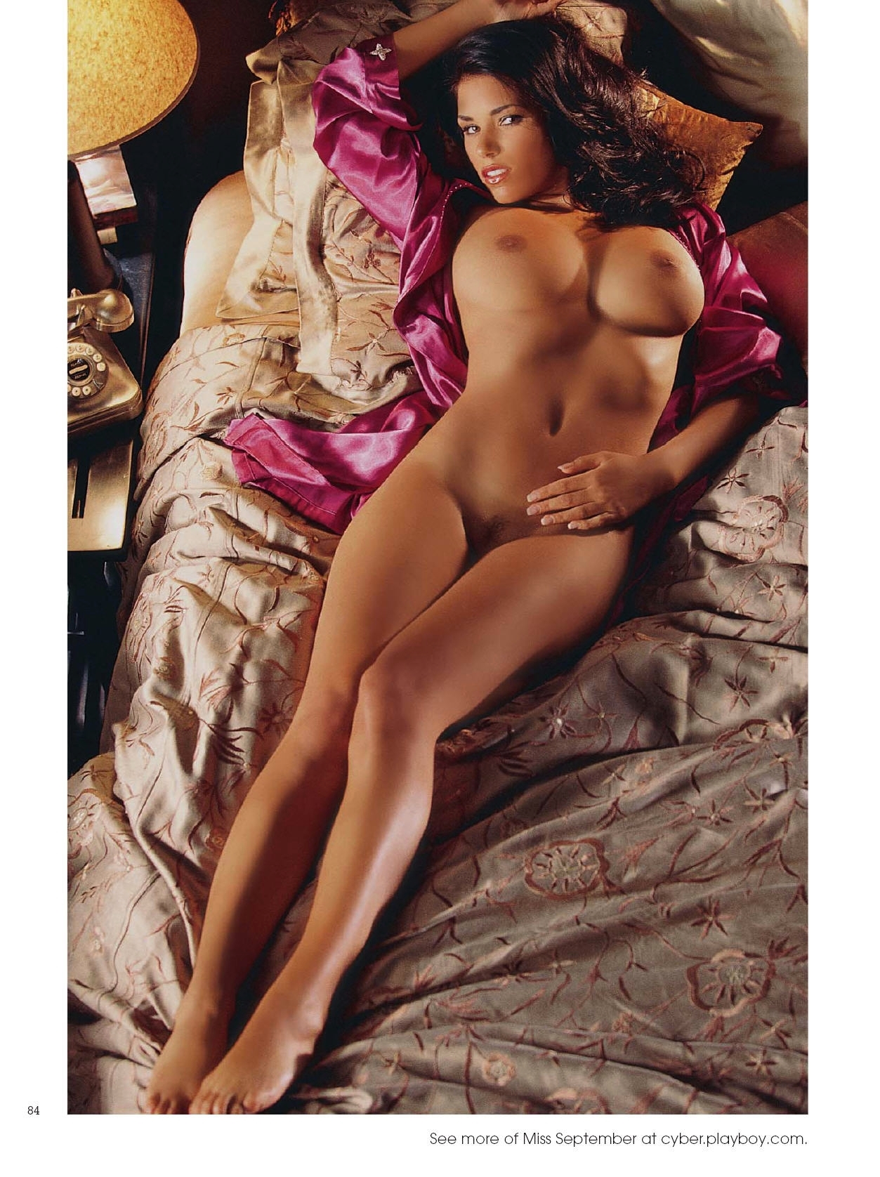Garcelle Beauvais Nude Playboy